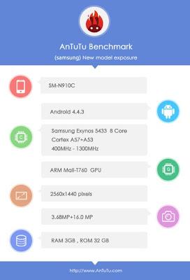 Samsung SM-N910C