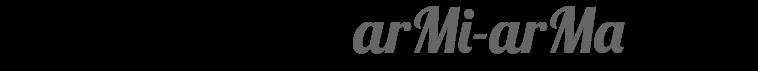 arMi-arMa: Blog