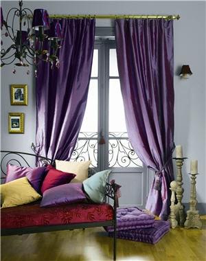 Cama design habillage de fen tres - Poser une barre a rideaux ...
