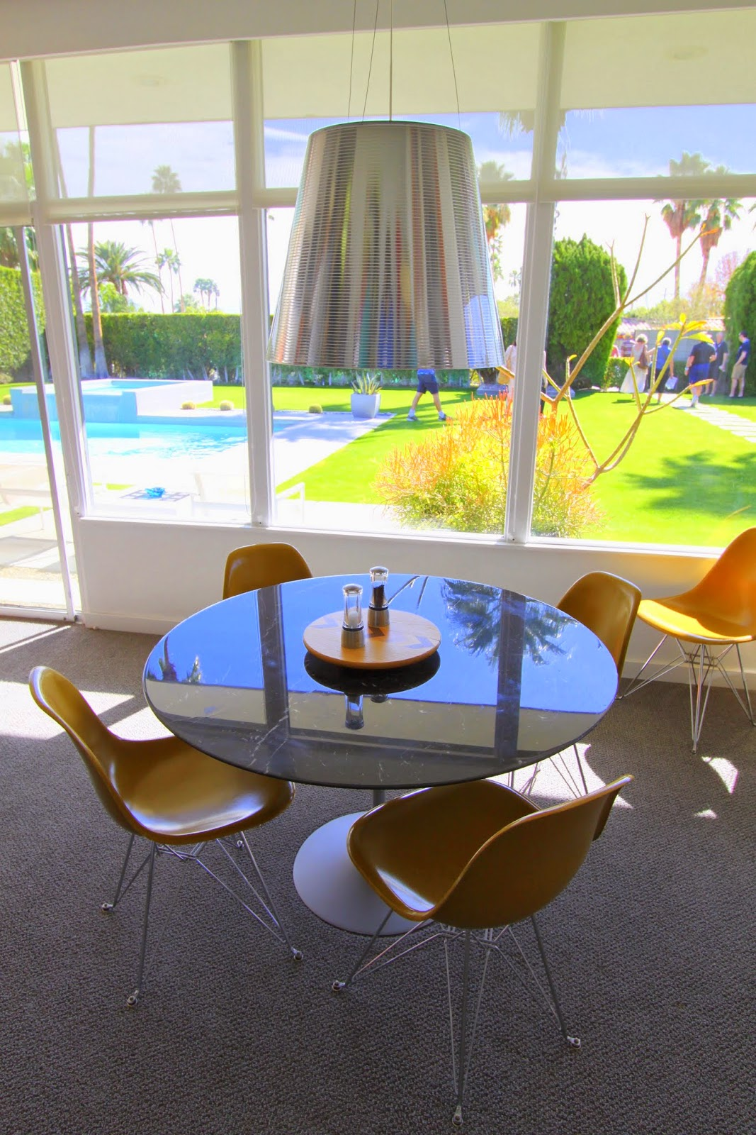 Palm Springs Modernism Week 2014, PSMW, Architect Herbert Burns, Comedian Joan Davis, Mid-Century Modern Home Tour