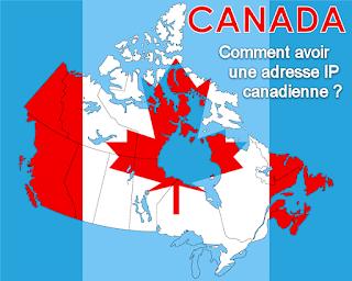 adresse IP Canada