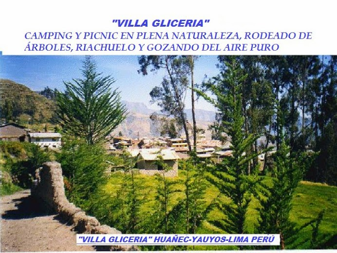 VILLA GLICERIA RIVERA