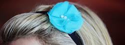 Flowering Headband Kit - 3 colors