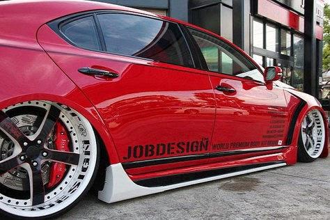 Modifikasi Mobil Klasik Jepang Amerika Indonesia Terkeren