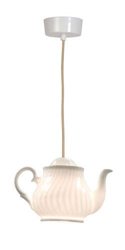That Teapot Lamp - A Thrifty Mrs
