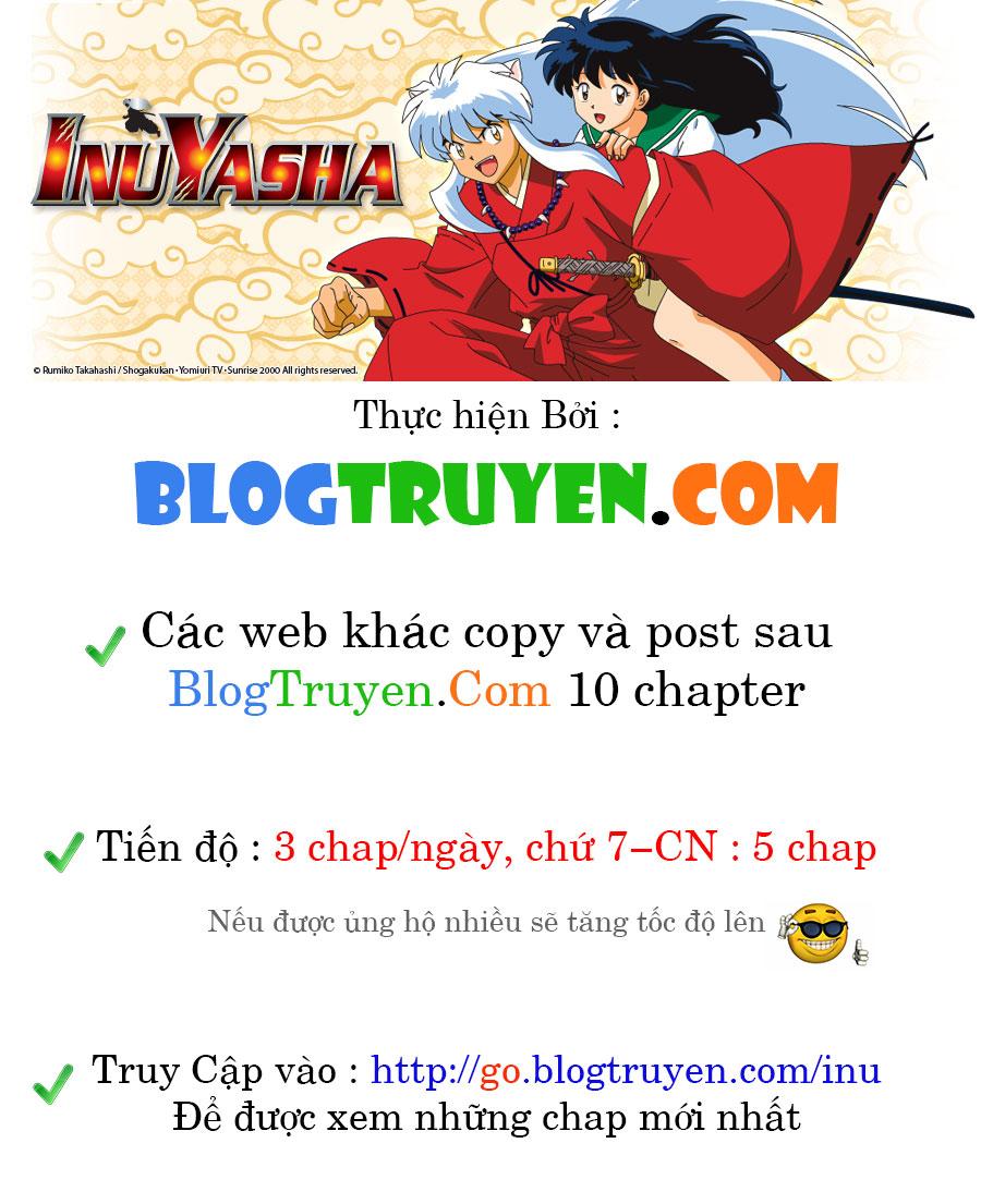Inuyasha-Khuyển Dạ Xoa-Bản Đẹp chap 468 Trang 1