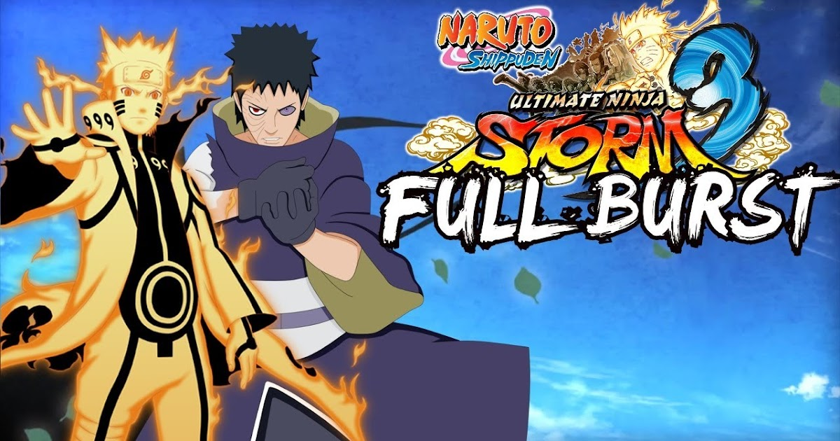how to download naruto ultimate ninja storm