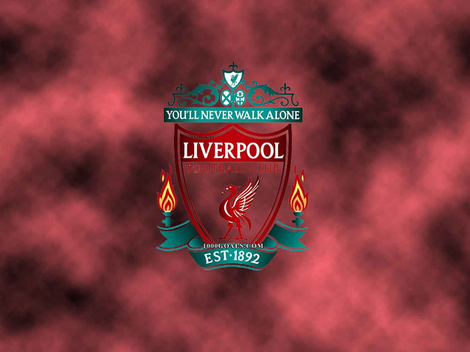 Logo FC Football Logos: Picture Gallery England Liverpool