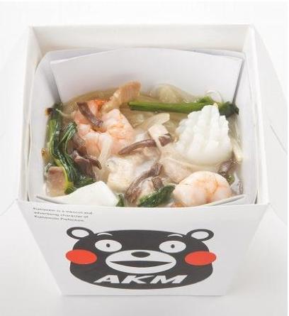 AIR KUMAMON is actually a Taipien dish