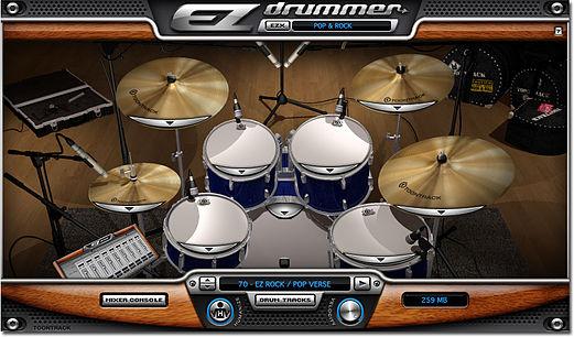 Ezdrummer 2 adicionando e modificando midis no ezdrummer (+.
