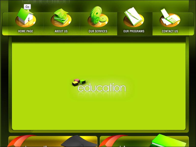 Design Education Media Pembelajaran Interaktif