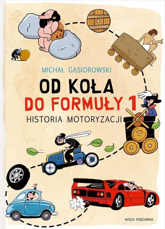 Od koła do Formuły 1