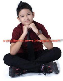 Profil Biodata Alamat Facebook, Twitter dan NO HP Bagas Rahman Dwi Saputra Pemenag Idola Cilik 2013