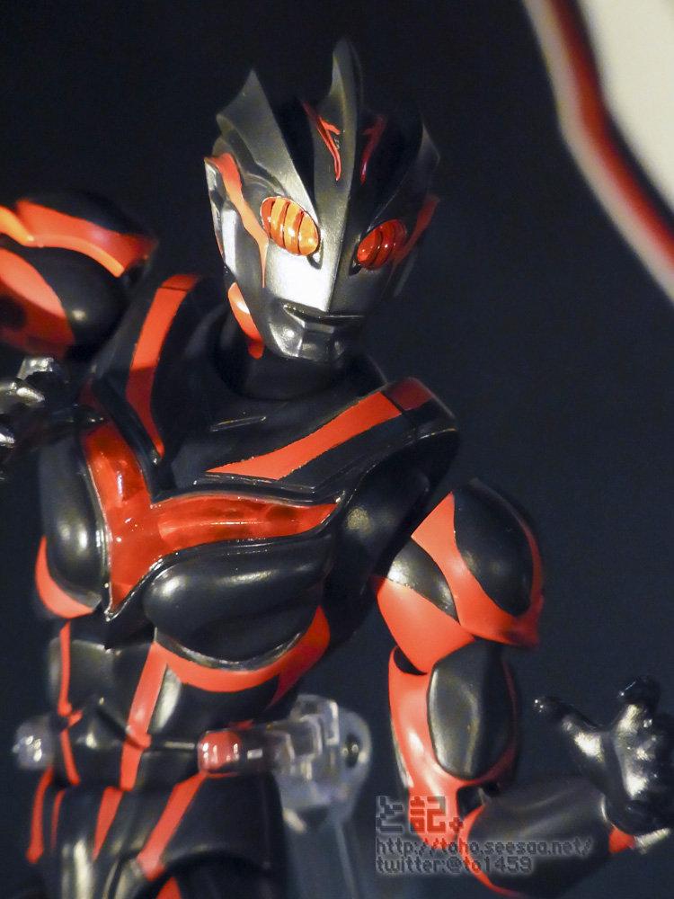 Tamashii Online Web Shop Exclusive Ultra Act Dark Zagi Release Date Dec  Yen