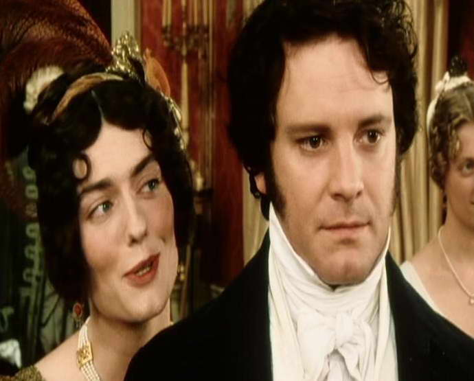 difference between bingley and darcy relationship