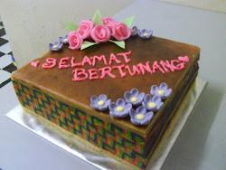 Kek Beranyam
