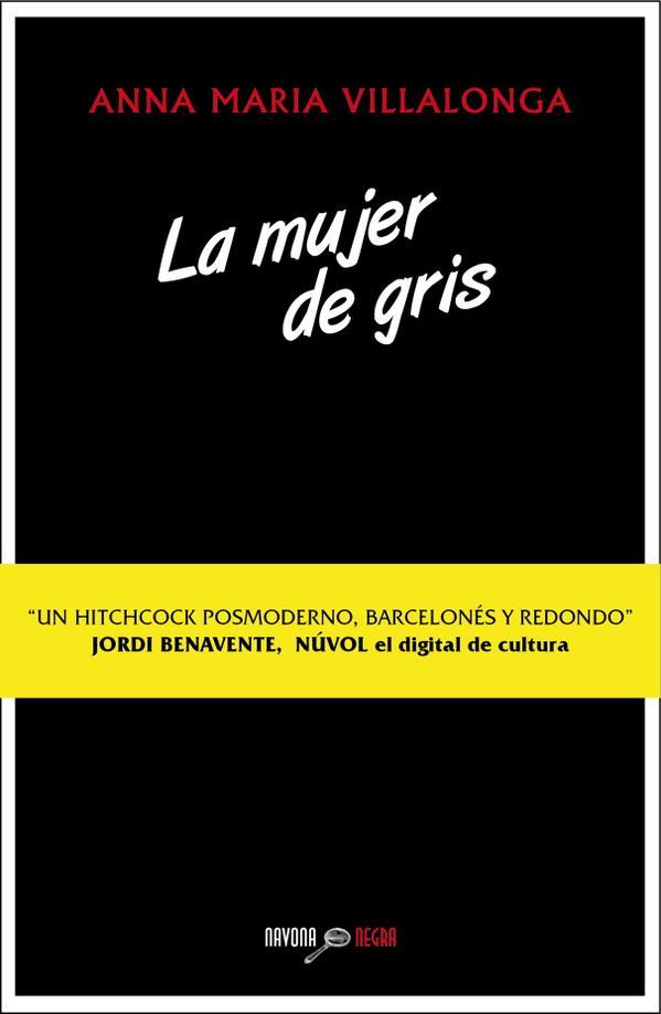 La mujer de gris, en castellà