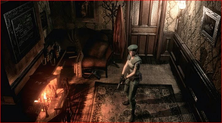 Resident Evil HD Remaster Repack Download