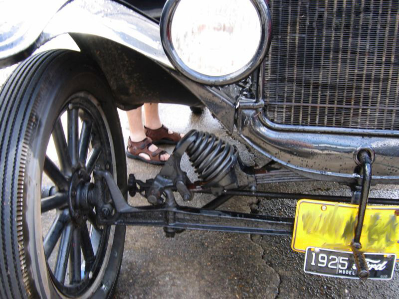 auto 1908 Ford Model T