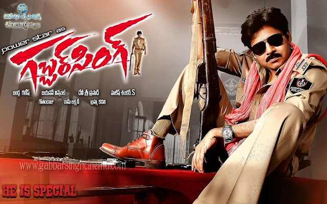 gabbarsingh movie stills pawan kalyan
