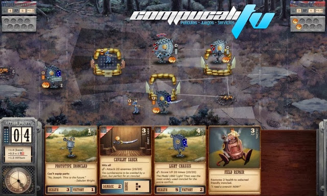 Ironclad Tactics Deluxe Edition PC Full