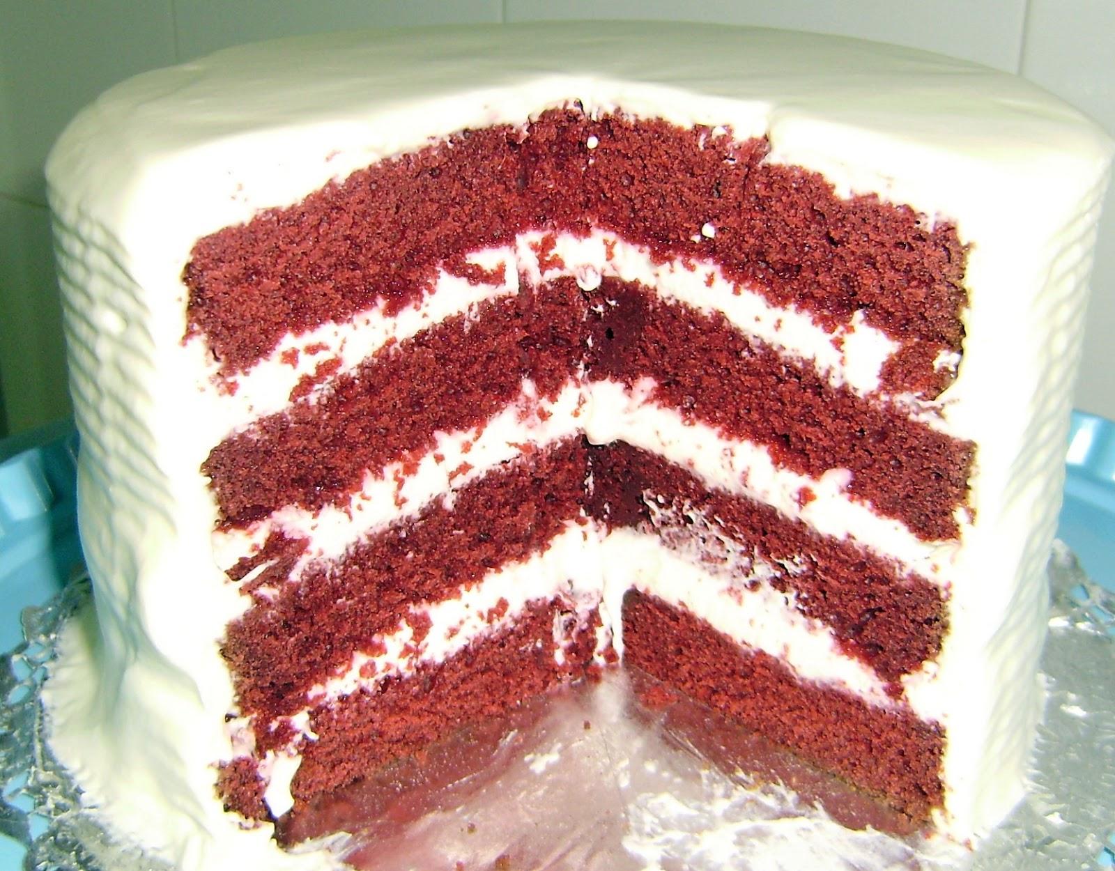 red velvet cake red velvet cake red velvet cake 12 layer red velvet ...