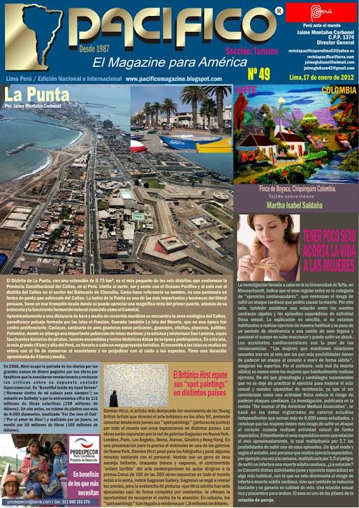 Revista Pacífico Nº 49 turismo