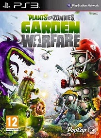 Plants vs Zombies Garden Warfare PS3-iMARS