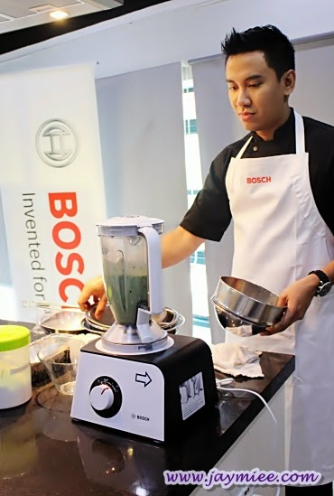 Mudah di dapur bersama Bosch.