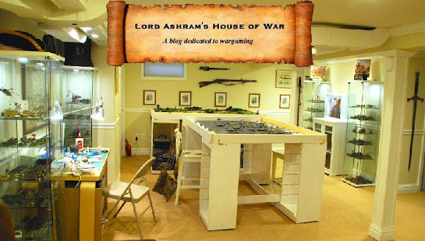 Lord Ashram's House of War