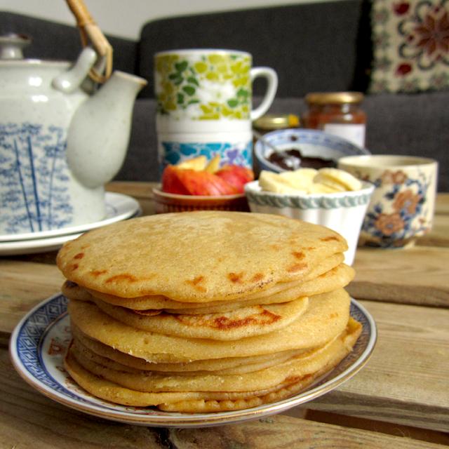 Pancakes - http://spicerabbits.blogspot.fr/
