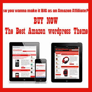 amazon worpress theme