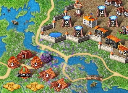 Крутые скрины онлайн игры My lands