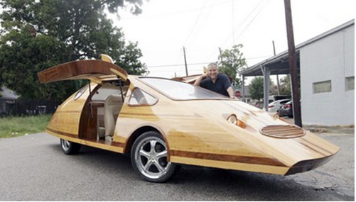 Wooden Car Furniture ~ Luxury car magazine enjoy the collection of homemade