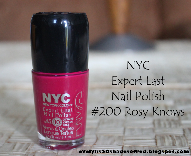 NYC Expert Last 200 Rosy Knows