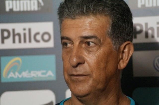 Ricardo Drubscky é o novo treinador do Vitória