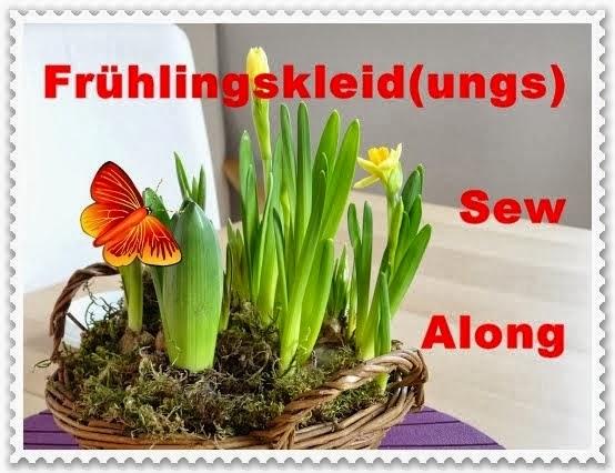 Frühlingskleid Sew Along