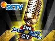 Para Pemenang SCTV Music Awards 2012