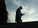 Scorpions, 9 iunie 2011, The Zoo, Rudolf Schenker si Pawel Maciwoda