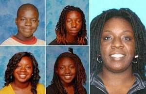 Τρελή μητέρα, πυροβόλησε τα 4 παιδιά της και μετά αυτοκτόνησε