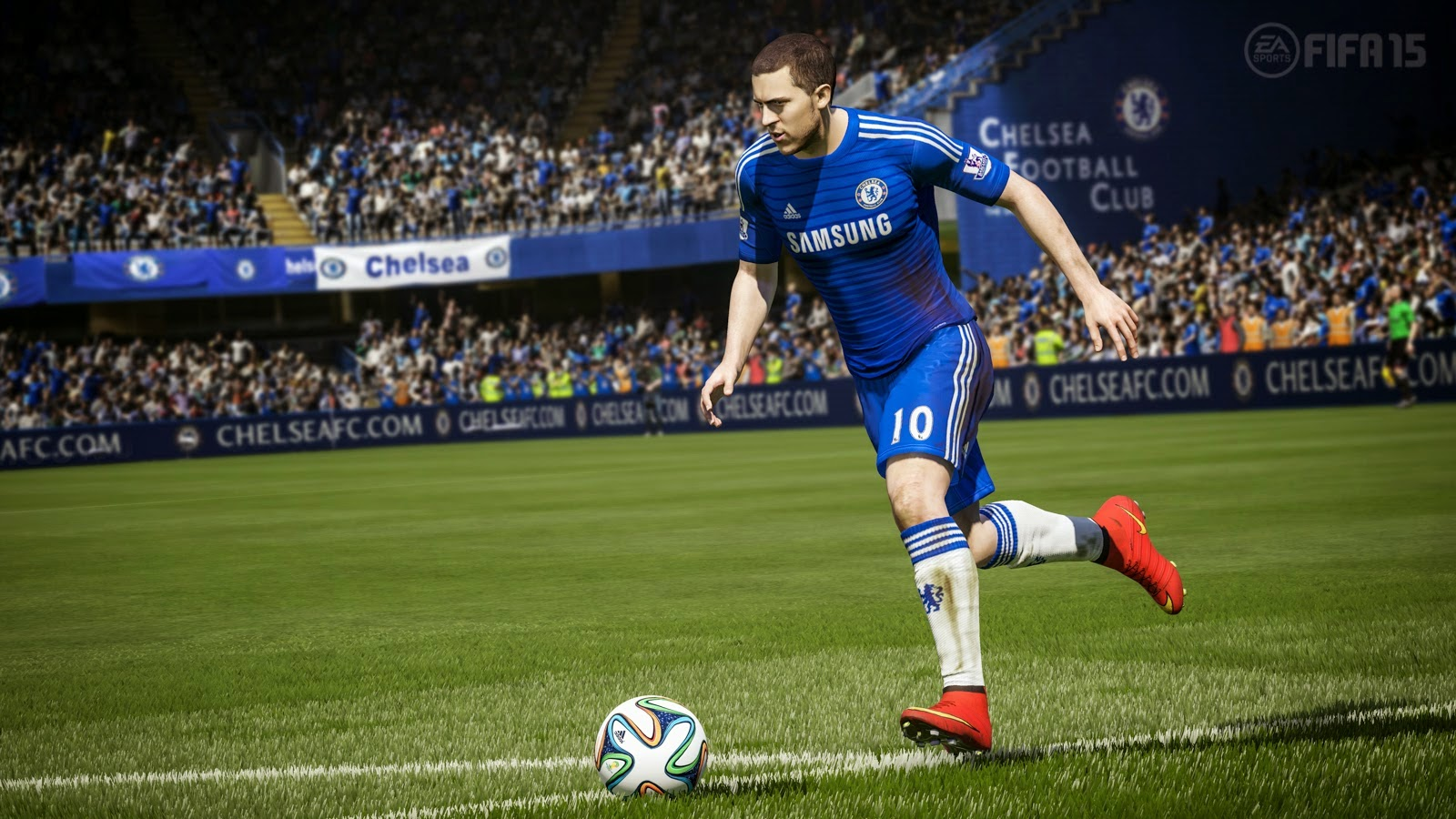 FIFA 15 Full Version For PC screenshot by www.ifub.net