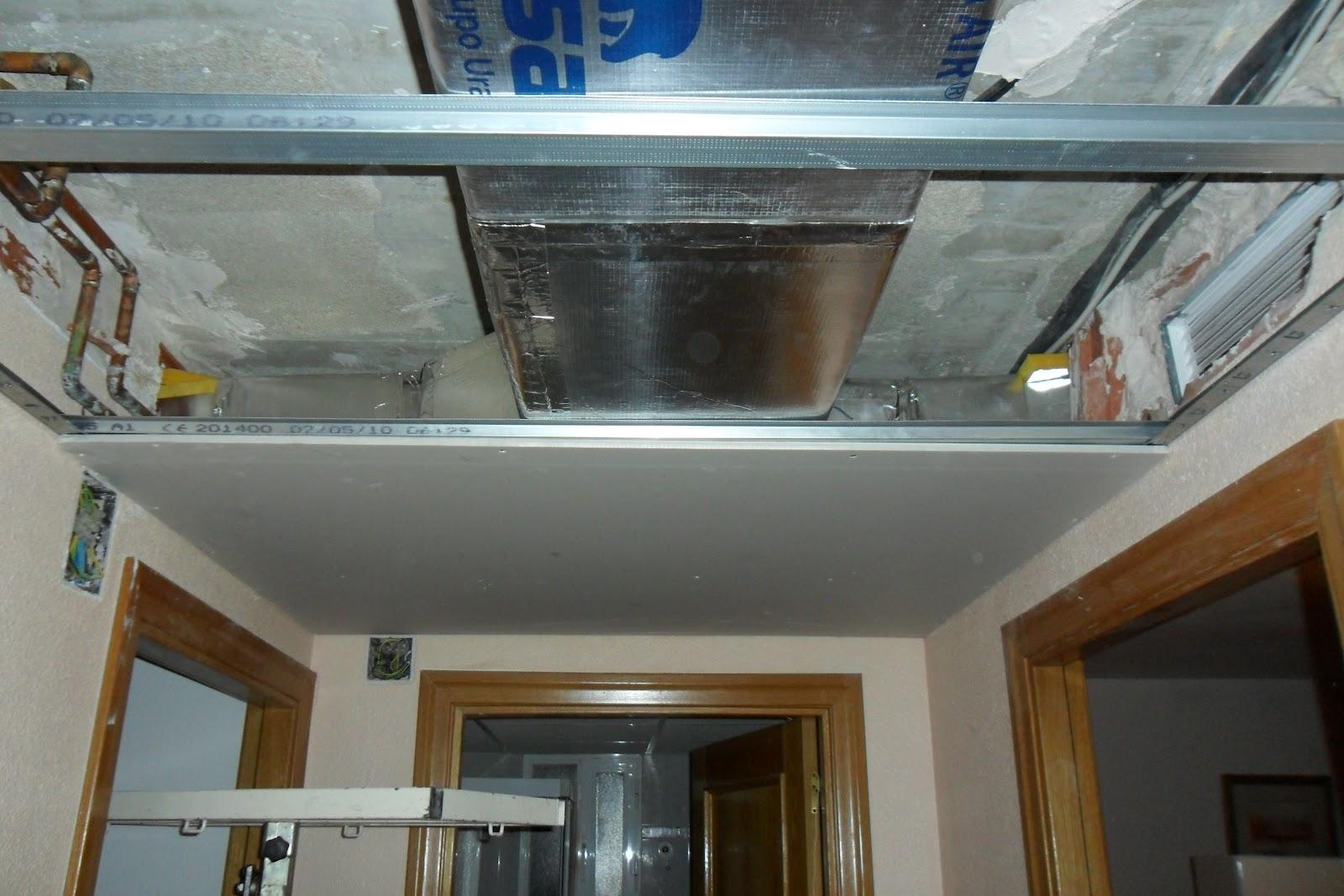 Alicantina de instalaciones m s fotos de orificios de for Rejillas aire acondicionado regulables