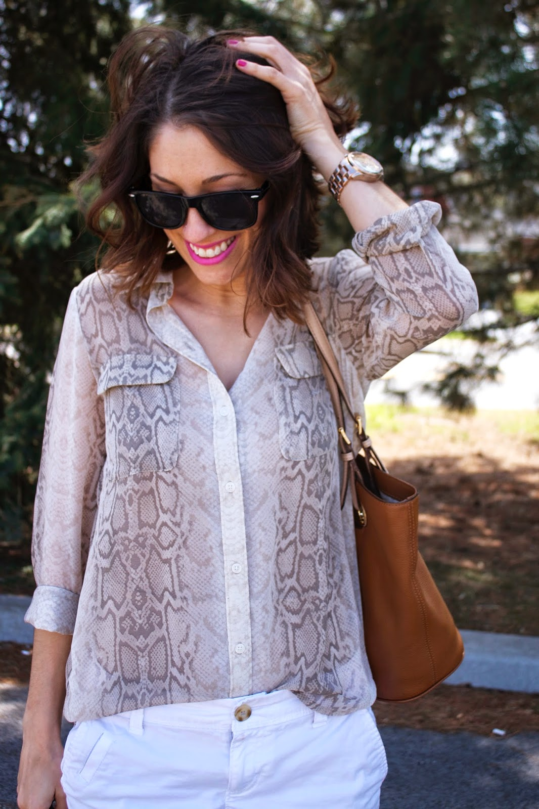 spring style, animal print, snakeskin, old navy