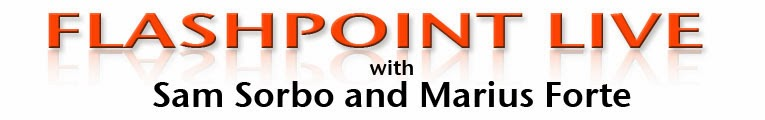 FLASHPOINT LIVE with Sam Sorbo and Marius Forte