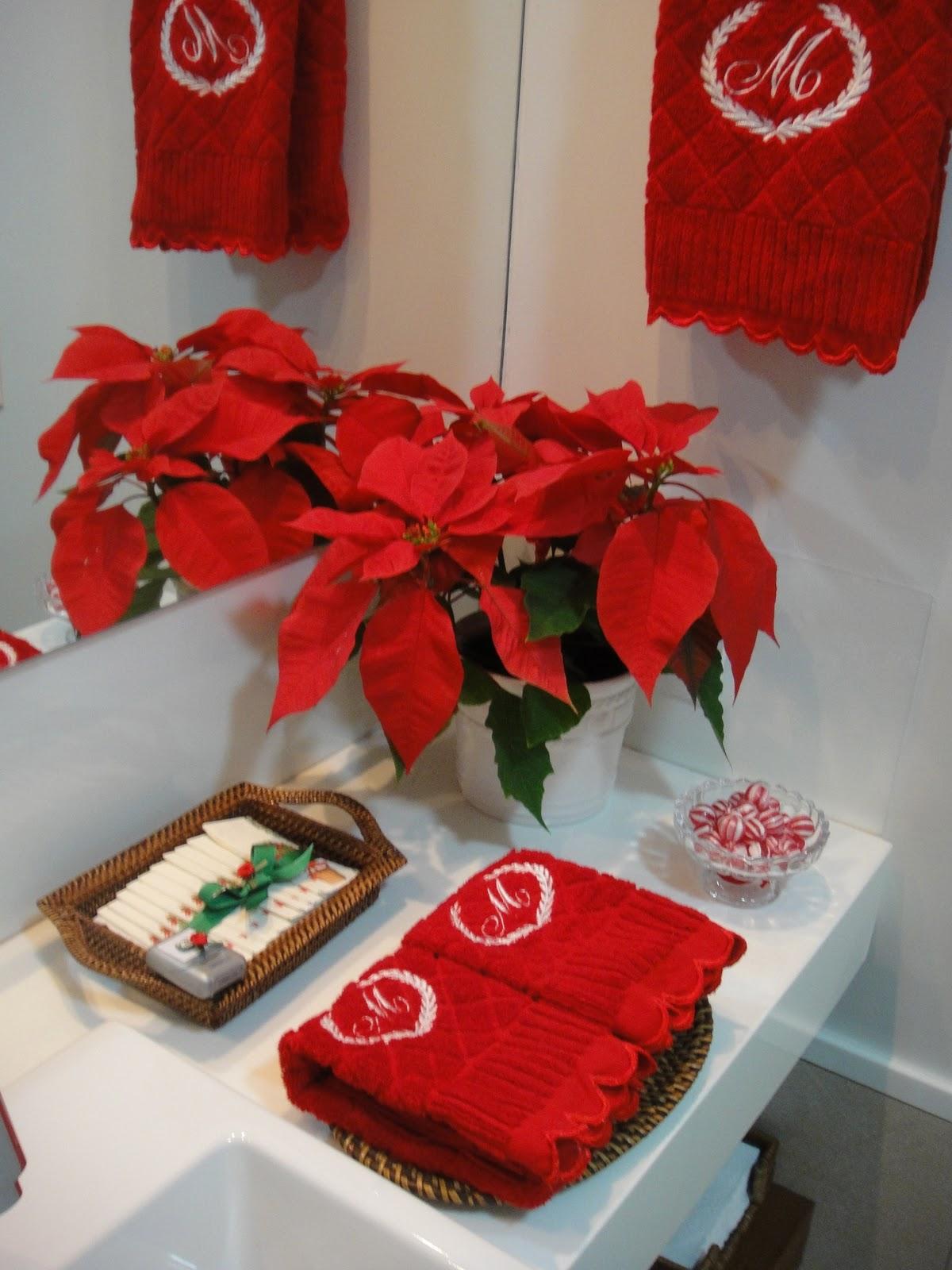 Fika a Dika  Por um Mundo Melhor Banheiro Decorado para o Natal -> Banheiro Decorado Para Natal