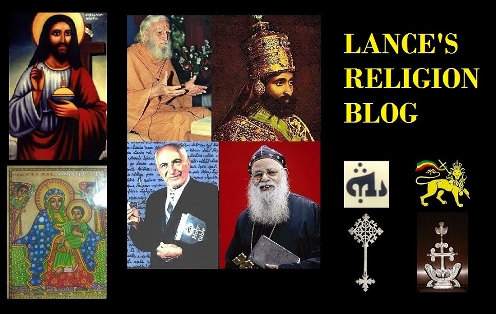 Lance's Religion Blog