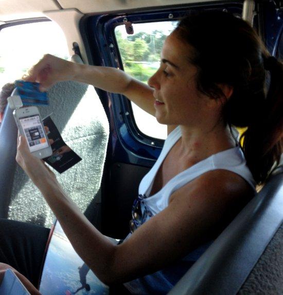 Pagos desde el Teléfono movil con Tarjeta de Crédito