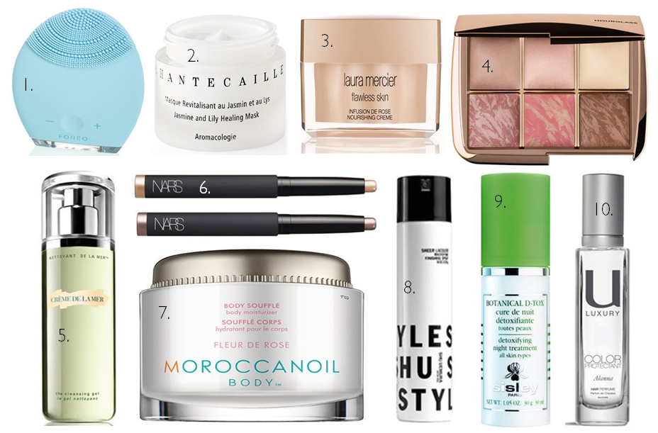 top beauty buys in january
