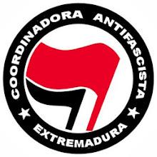 COORDINADORA ANTIFASCISTA EXTREMADURA
