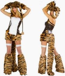 Disfraces de Halloween para Mujeres, Animales parte 2